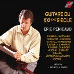 Sorti en 2010 chez Quantum classic, cet album regroupe une partie des oeuvres d'Eric Penicaud jouées par une playade d' artistes comme Roland Dyens, Tania Chagnot, Roberto Aussel, Fabio Zanon et bien d'autres...